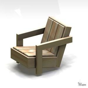 Utrecht le fauteuil