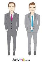 Advink CEO illustrations