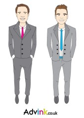 Advink CEO illustrations
