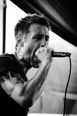 Paddy Considine of Riding The Low @ Liverpool Sound City 2016