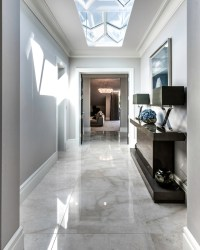 High End Bathroom Design for Luxury New Build Apartments ...