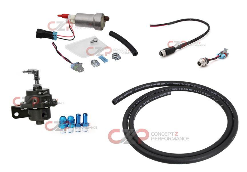 walbro fuel pump install