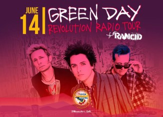 Green Day + Rancid @ Lucca Summer Festival