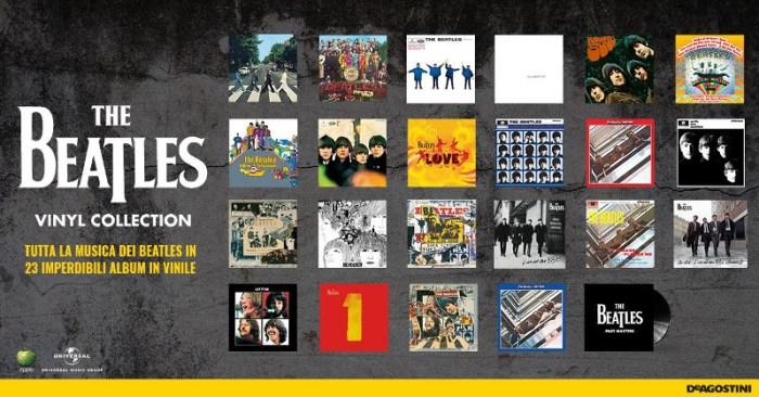 The Beatles Vinyl Collection In Edicola Gli Album Che