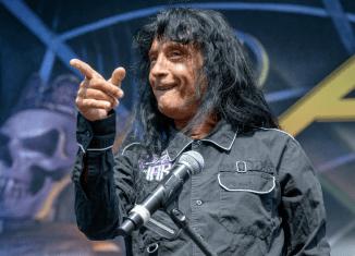 Joey Belladonna, Anthrax