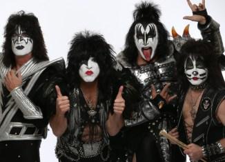 Kiss in concerto nel 2017 a Torino e Bologna
