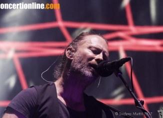 Radiohead a Firenze, 14 giugno 2017