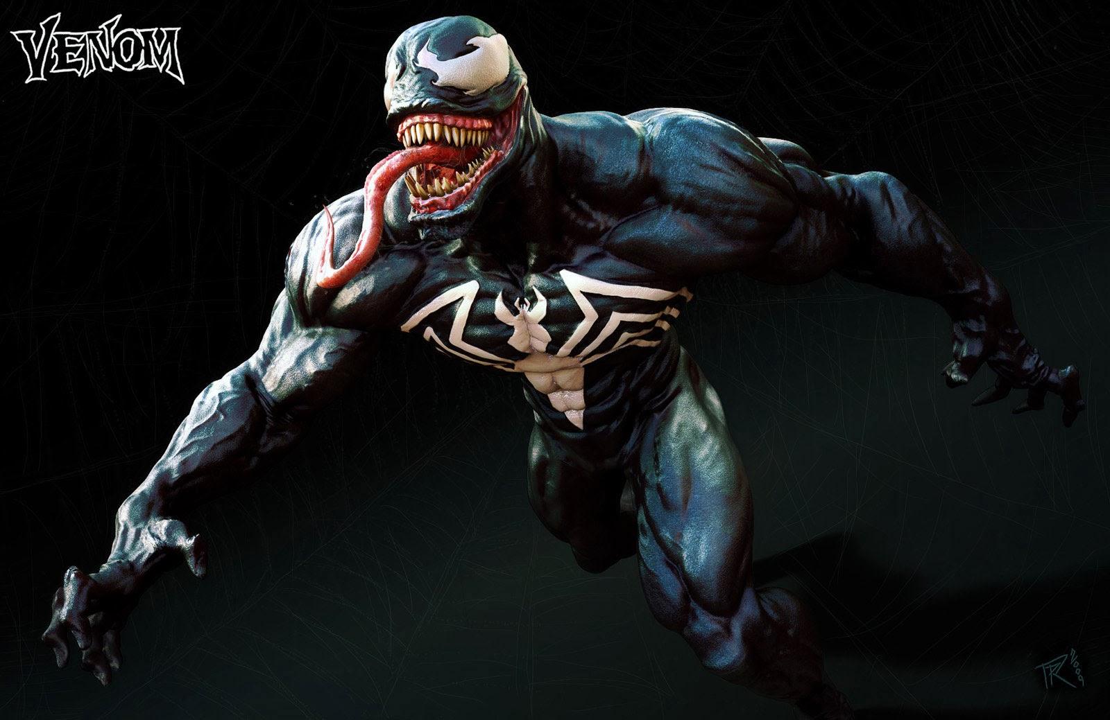 Spider Man 3d Live Wallpaper Sony Lanzar 225 Pel 237 Cula Sobre Venom Uno De Los Villanos M 225 S