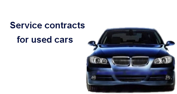 Service contracts for used cars \u2013 An Introduction