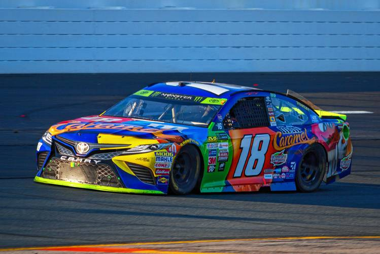 New Hampshire Motor Speedway partners with Foxwoods for NASCAR weekend