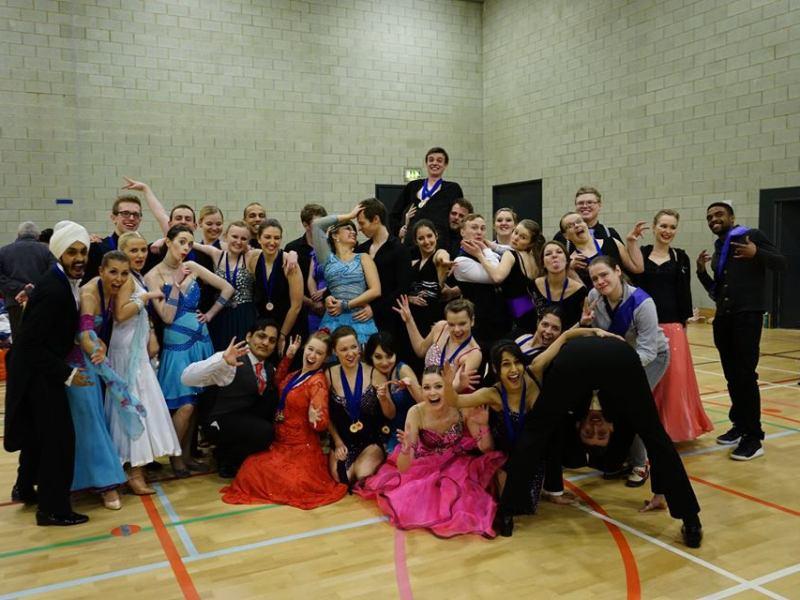 UEA Dancesport Squad, Bobby Iam
