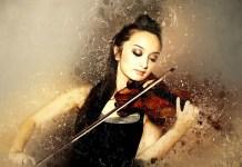 Violinist. Photo: Pixabay, Werner22brigitte