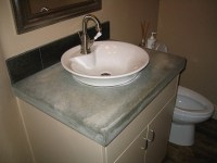 Integrated Sinks - Concrete Creations NWA