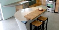 Pictures of Concrete Countertops | CHENG Concrete Exchange