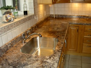 Epoxy countertops vs other counter top options for Wilsonart laminate cost per square foot