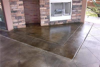 Concrete Patios Portland Or Photo Gallery