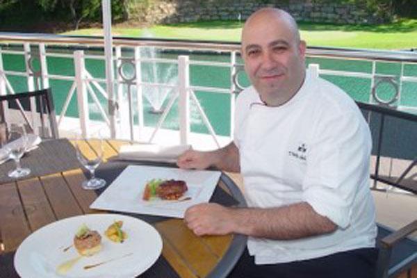 Restaurantes con Estrella Michelín en Andalucía 2017