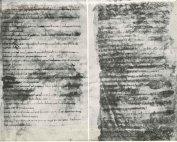 Poema de Leodegundia. Códice de Roda, folio 232