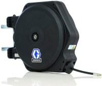 Graco LD retractable hose reel for grease with 10 m x 6 mm ...