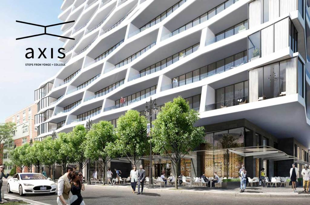 Axis Condos Yonge+College
