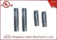 Electrical Rigid Conduit Fittings 1/2 Galvanized Nipple ...