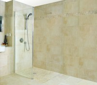 TrueDEK Classic Bases makes a great level entry shower ...