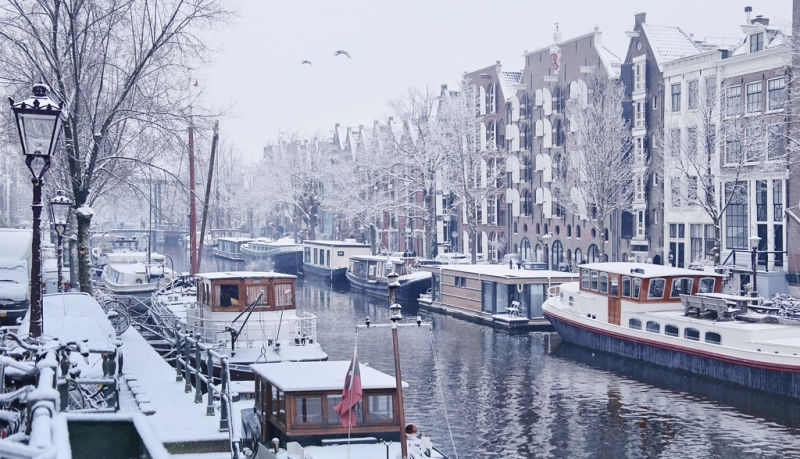 Snow Falling Wallpaper Hd 11 Fotos Do Inverno Em Amsterdam 187 Conex 227 O Amsterdam