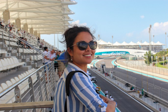 Formula One Grand Prix Weekend, Abu Dhabi