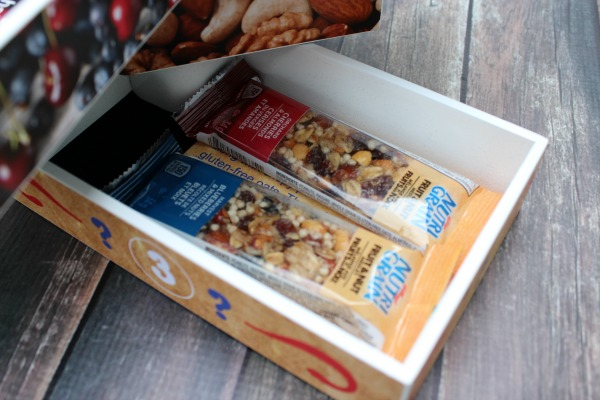 Introcuding your new snack time BFF the new Kellogg's Nutri-Grain Fruit & Nut Medley Bars!