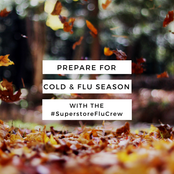 Prepare fo cold and flu season to keep yourself and your family healthy this winter.