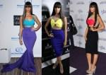 Glam-Aholic Remix: Leona Lewis' Color Blocking Look