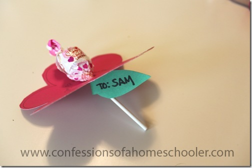 DIY Valentine\u0027s Butterflies, Flowers, and Hearts - Confessions of a