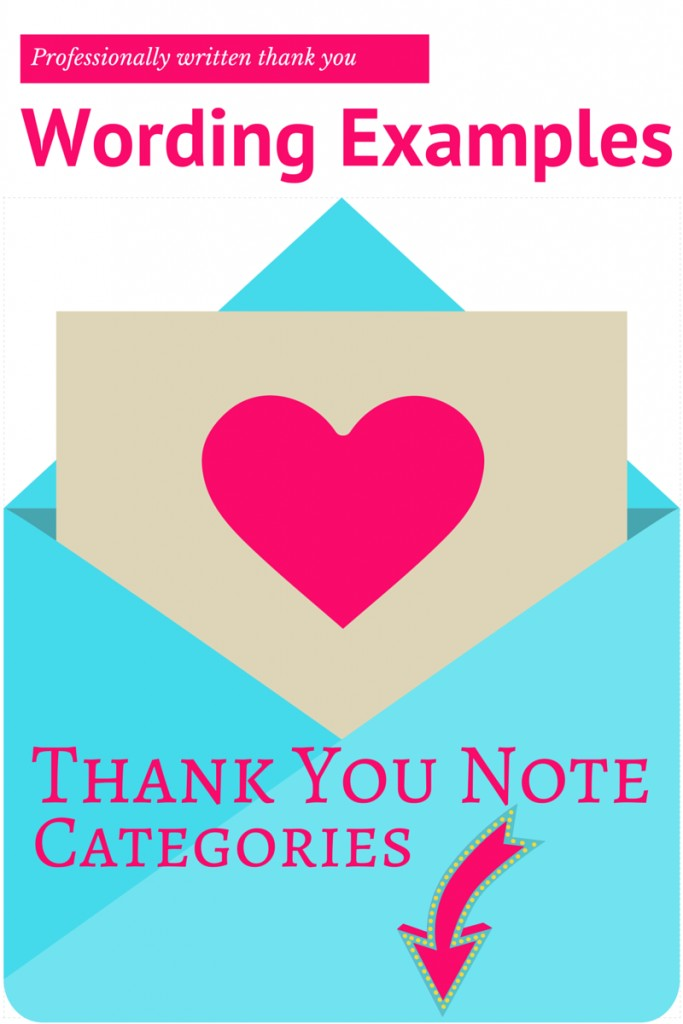 Donation Thank You Letter Example Confetti  Bliss