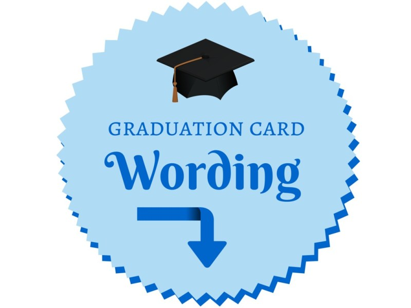 Large Of What To Write In A Graduation Card