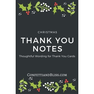 Assorted Thank You Thank You Wording Example Thank You Card Wording Confetti Bliss Amazon Thank You Cards Thank You Mugs