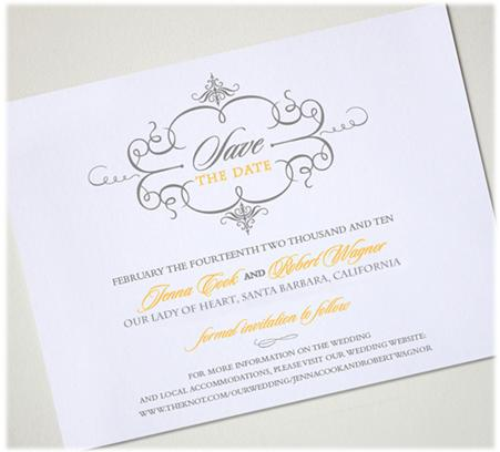 15 DIY Vintage Wedding Invitations  Vintage Save The Dates - free wedding save the dates