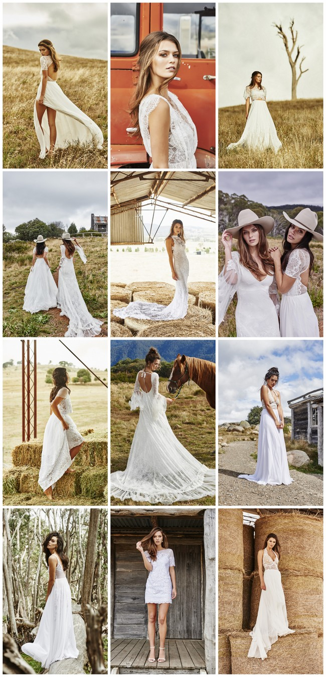 country wedding dresses cowgirl wedding dresses Romantic Country Wedding Dresses