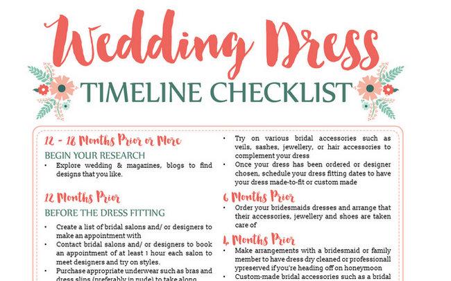 Wedding checklist Archives Confetti Daydreams Wedding Blog - wedding list