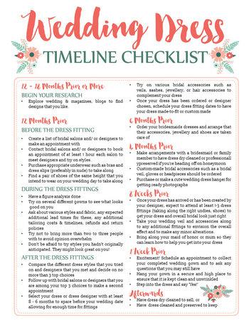 wedding checklist timeline - Ozilalmanoof - printable wedding checklist