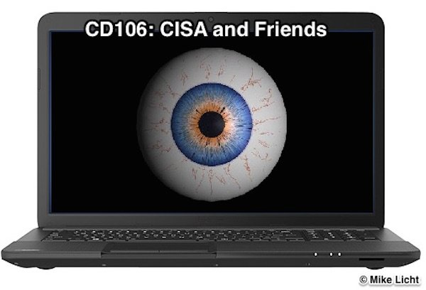 Cybersecurity Information Sharing Act - Is it really about warrantless data collection?