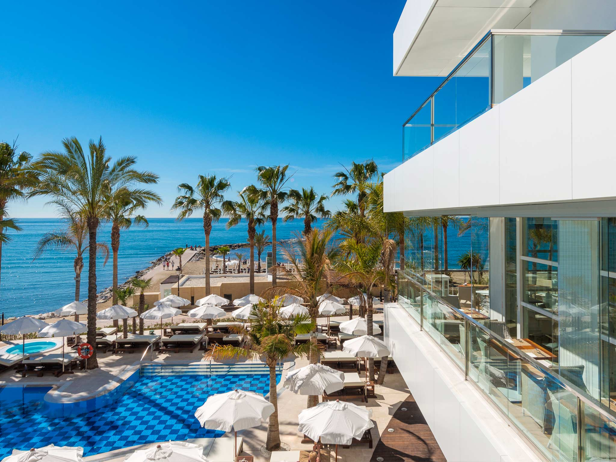 Best Hotels In Marbella Puerto Banus