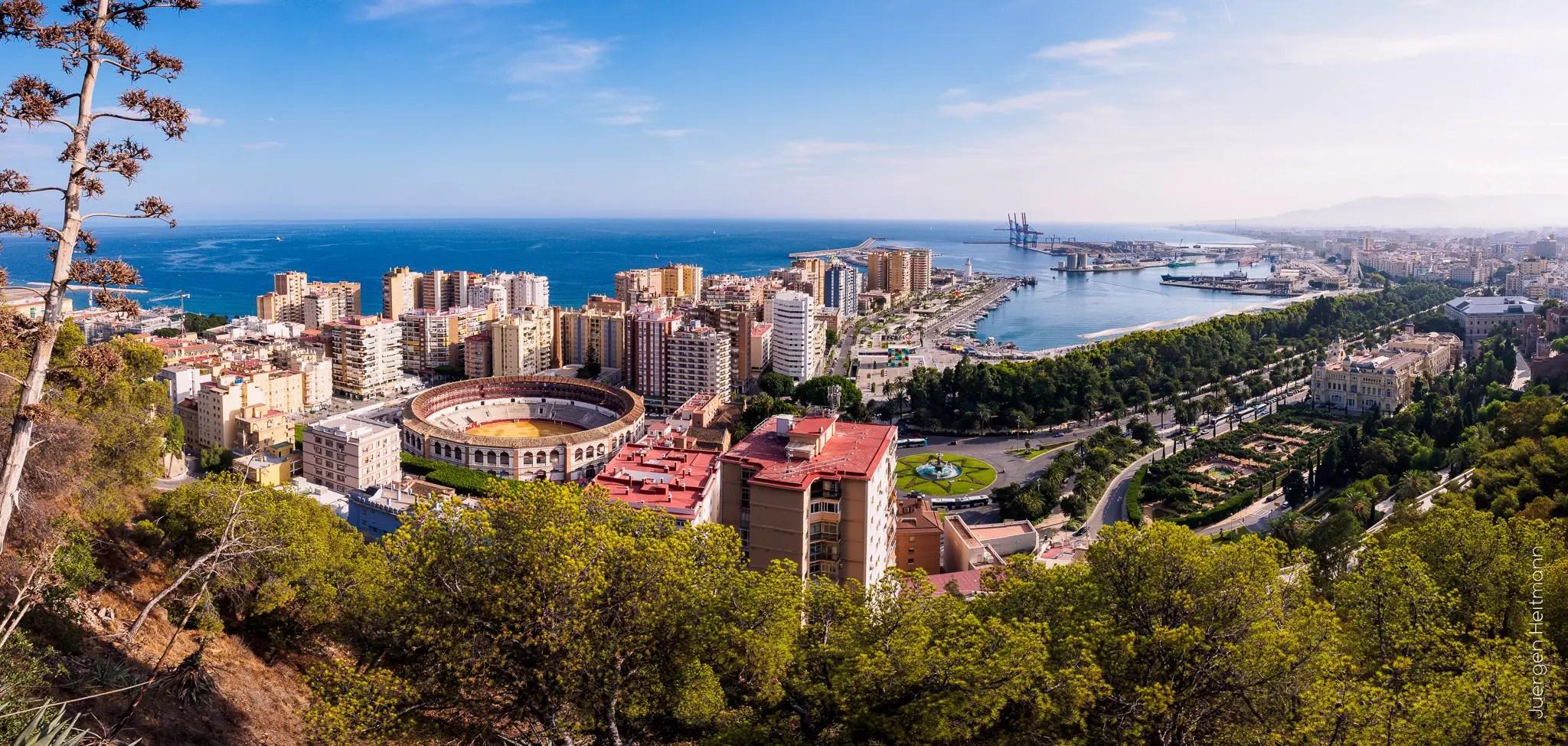 Visit Malaga City