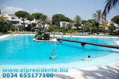 Holiday apartments Marbella, El Presidente Marbella