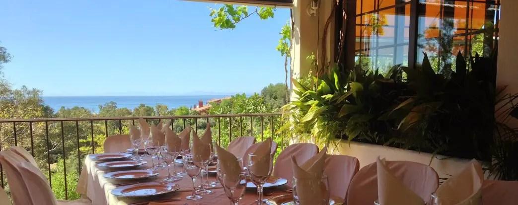 restaurant in marbella, case de la era