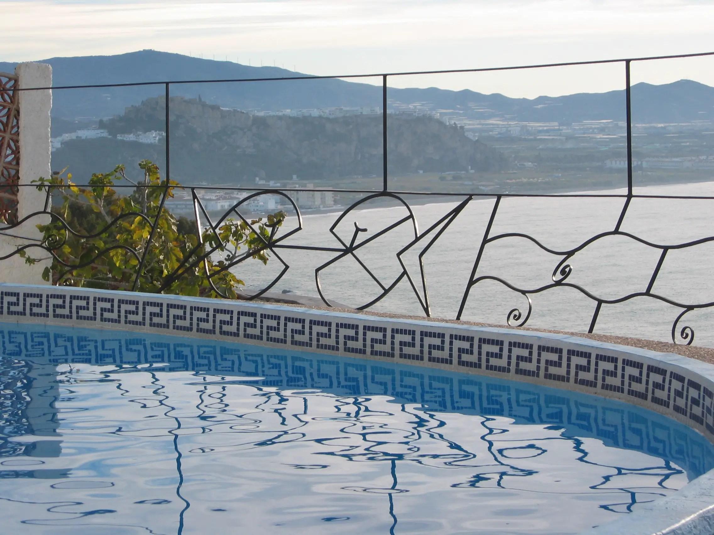 Casa Lobo Pool