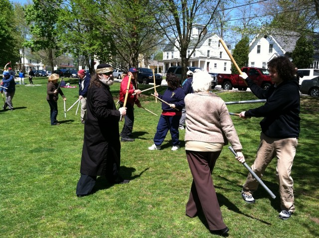 David Chandler leading Tibetan Stick workshop.jpg
