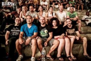 The CR crew at Copa Podio - pic by BJJPix.com