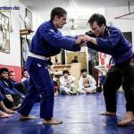 Brazilian jiu-jitsu at Strauch Academy, Copacabana
