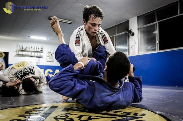 jiu-jitsu Rio de Janeiro