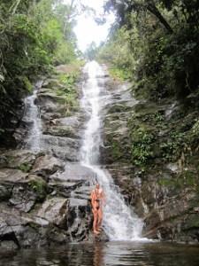 Davis Farm Waterfall